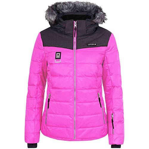 Icepeak Viroqua Kunstpelzkragen Skijacke Damen pink *UVP 169,99 48