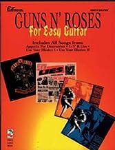 Guns N' Roses for Easy Guitar (Easy Guitar w/ Notes & Tab)