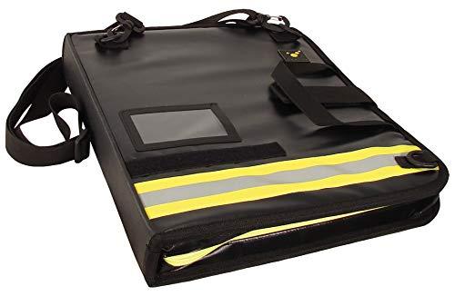 tee-uu BIG Einsatz-Organizer DIN A4 Hochformat (verschiedene Varianten) (schwarz Plane)