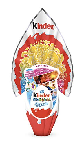 Kinder GranSorpresa Gigante Disney Princess, 320g
