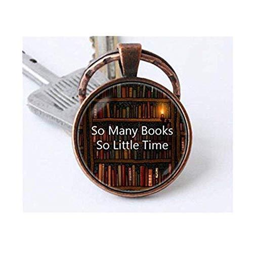 WE ARE FOREVER Schlüsselanhänger für Familienbücher, Geschenk für einen Freund, Bücherschlüsselanhänger, Buchschmuck