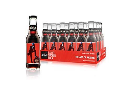 Artisan Vat Gerookte Cola, 24 x 200 ml