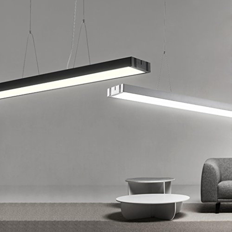 Beleuchtung Rechteckiges Kronleuchterbüro-Konferenzzimmerlicht Innenleuchten (Farbe   B-60)