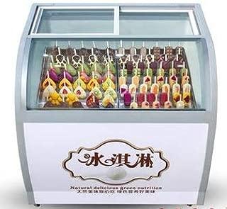 Kolice tabletop design 10 buckets (14 trays) ice popsicle Showcase freezer/countertop Ice cream Freezer/tabletop Ice lollipop display freezer/desktop ice pop Displayer freezer