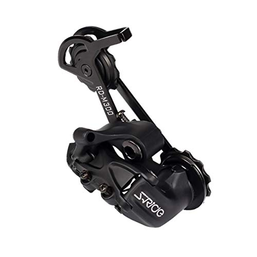 Timetided Mountain Bike Accessories Rd-M300 Rear Dial 9/27 Speed Black Transmission Compatible With 8/24 Speed