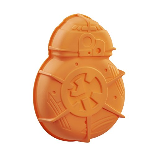 Funko SW03420 Star Wars EPVII: Silicone Cake Mould: BB-8, Orange, 25 x 19 x 7 cm