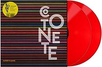 Super-vilains (Exclusive Limited Edition 2XLP Red Vinyl #/100)