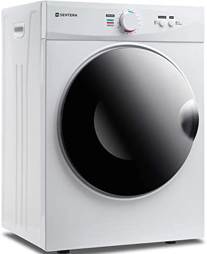 Sentern Compact Laundry Dryer Electric Portable Clothes Dryer with Stainless Steel Tub Easy product image