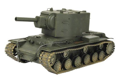 Forces Of Valor Unimax 432387016 – Kit de Construction de Russe de réservoir KV-2 1 : 72