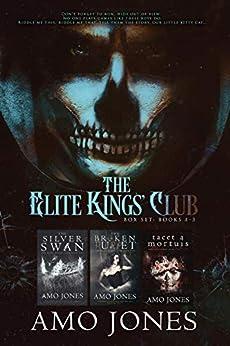 The Elite Kings' Club Box Set (The Elite Kings Club) by [Amo Jones]