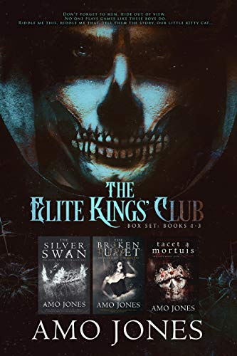 The Elite Kings' Club Box Set (The Elite Kings Club) (English Edition)