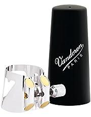 Vandoren LC02P - Abrazadera para clarinete, color plateado