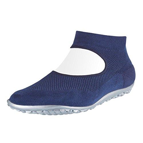 leguano Ballerina blau