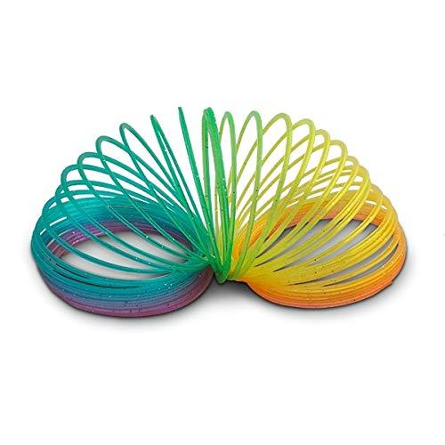 Eurowebb Slinky jeu du ressort comprendre la gravité