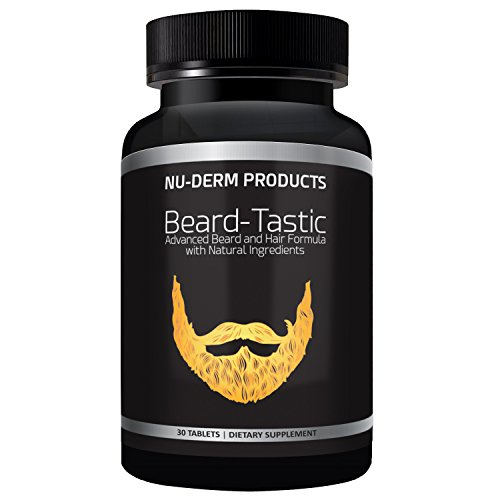 Beard-Tastic Beard Thickener Voted Best Beard Care Products. Beard Kit Necessity Helps Beard Growth when used with Beard Oils and Beard Balms. Best Beard Growth Vitamins Available