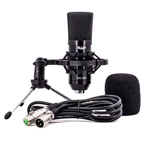 j1800 ecs fabricante CAD Audio