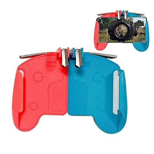 litty089 Joysticks Game Controller Controlador Portátil De Agarre para Juegos Teléfono Móvil Mango De Disparo Rápido para PUBG 1#