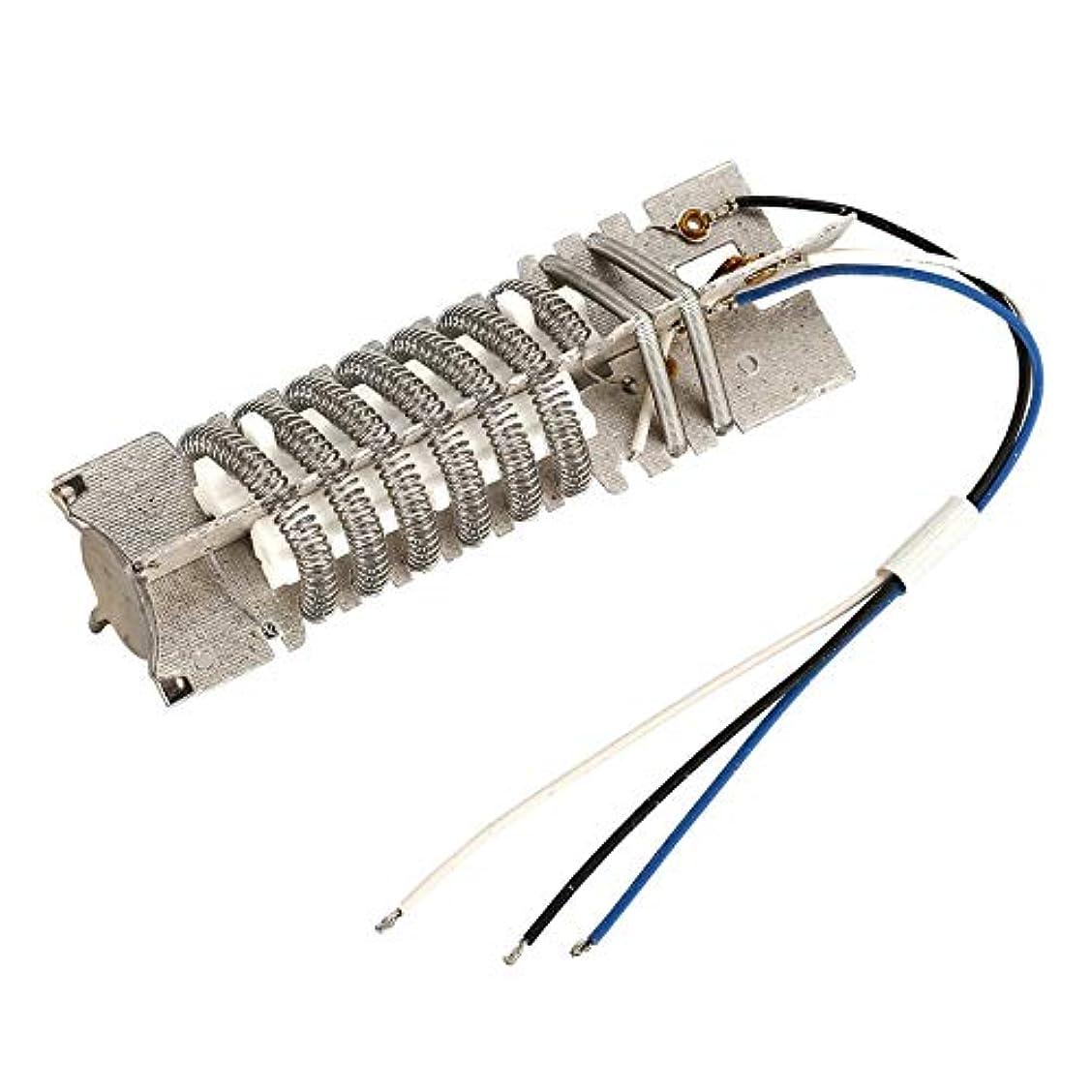 長々と上昇ズームTU-1610 1600Wホットエアガン加熱コア加熱エレメントセラミック加熱コアヒートガンリワークはんだ付け修理長寿命 - ホワイト