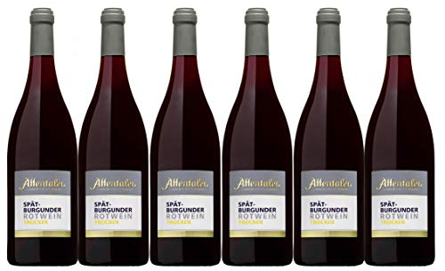 Affentaler Winzer Das besondere Fass Spätburgunder Rotwein QW trocken (6 x 0,75L)