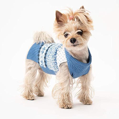 Gestrickter Hundepullover aus Schurwolle | Hundepulli | Hundemantel | Tierjacken und Pullover | Model Alex(a) | Dackel Pulli | Made in Bayern