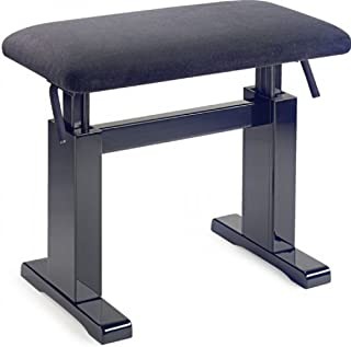 Stagg PBH 780 BKP VBK Hydraulic Piano Bench