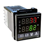 Auber Instruments PID Temperature Controller,W/ 30 RAMP/SOAK,SSR Output