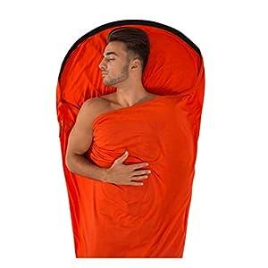 Sea To Summit Thermolite Reactor Extreme - Sábana para saco de dormir, color rojo, talla 90 x 210 cm 13