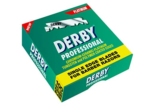 Photo of Derby Professional Single Edge Razor 100 Blades – Pack of 2