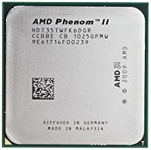 AMD Phenom II X6 1035T 2.6GHz 6x512KB L2/6MB L3 Socket AM3 Hexa-core CPU