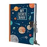 My Secret Diary - Cuaderno de tapa dura, 10,8 x 15,2 cm