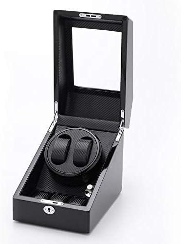 whdz Automatic Very popular Watch Winder Quiet Motors Wrist Financial sales sale Wood with Rotator