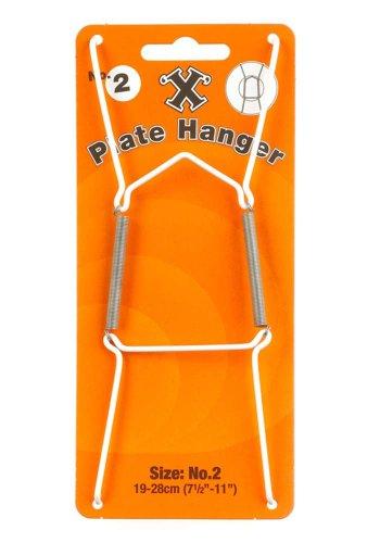 X No2 19-28cm Plate Hanger