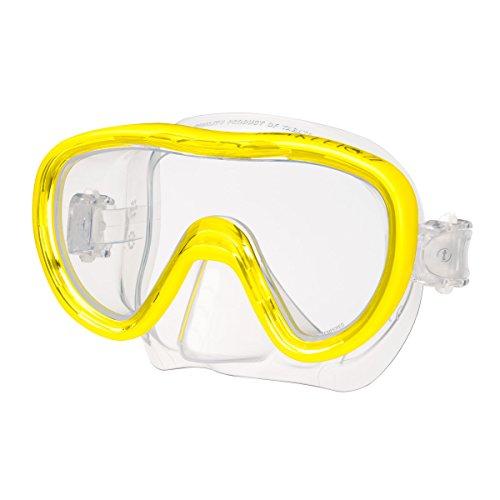 Tusa Kleio II duikmasker duikbril kinderen
