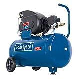 Scheppach 5906128901 Compresor de Aire 1500W, 50L, 1500 W, 230 V