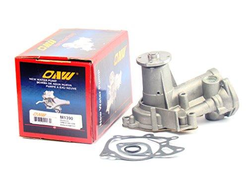 OAW M1390 Engine Water Pump for Mitsubishi Pickup & Dodge RAM 50 2.3L Turbo Diesel 1983-1985