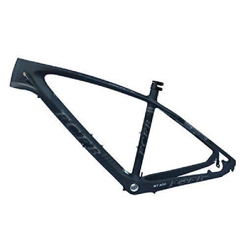FLYAWAY Cuadro De Bicicleta De Montaña De Fibra De Carbono 27.5Er * 15.5/17 Pulgadas