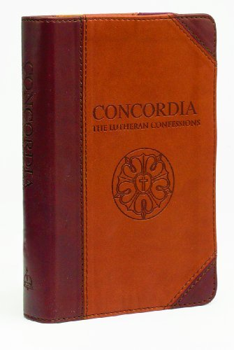 Concordia: The Lutheran Confessions - Deluxe Pocket Edition by Paul Timothy McCain (2011-09-01)