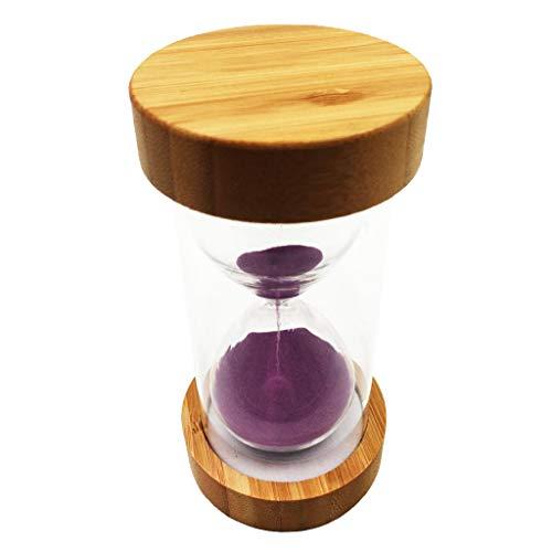 Sharplace Horloge de Sable Jouet Sablier pour Enfant Minuteur Plastique Sablier - 1 minute