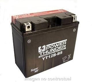 Power Thunder - Batería YT12B-BS [0612110P]