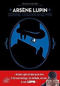 Arsène Lupin contre Herlock Sholmès par Leblanc