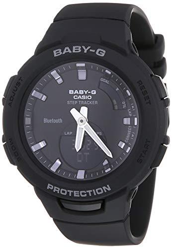 Casio Baby-G Analog-Digital Black Dial Women's Watch BSA-B100-1ADR(BX145)
