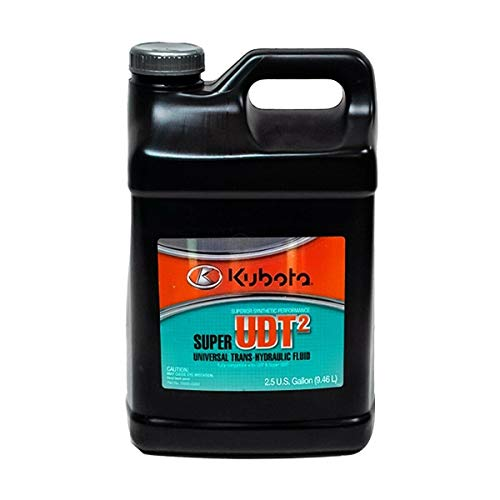 Genuine OEM Kubоtа 2.5 Gallon Super Udt2 Trans-Hydraulic Fluid