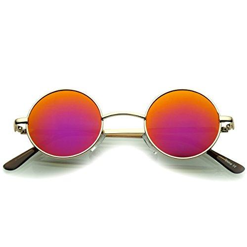 zeroUV - Retro Round Sunglasses for…
