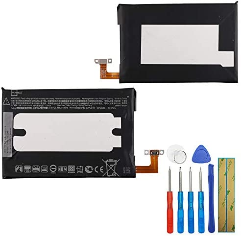 for HTC ONE M9 New Replacement Battery B0PGE100 2840mAh 3 83V with Tools product image