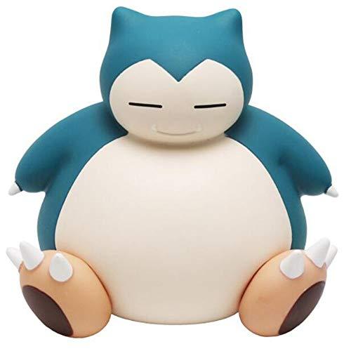 Hapa Snorlax Piggy Bank Geld Banks Geburtstagsgeschenk für Kinder Kind Spielzeug (Sit)