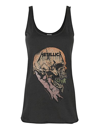 Amplified Metallica Sad But True Frauen-Band-Weste