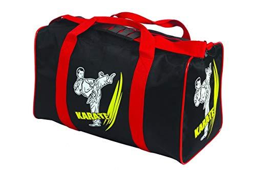 Cimac Karate Kickboxing Judo Taekwondo Holdall Artes Marciales Adultos Niños Gimnasio Entrenamiento Bolsa