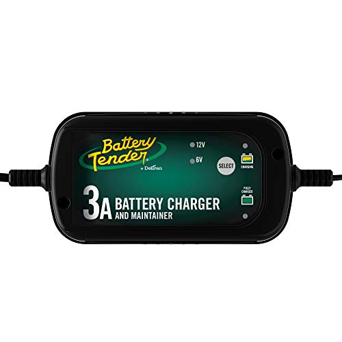 Battery Tender 6V/12V, 3A Selectable Battery Charger