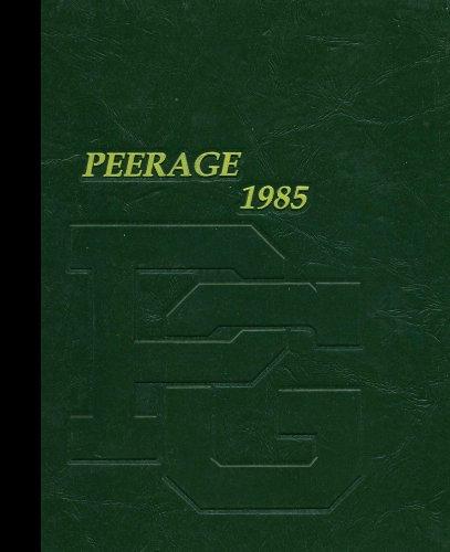 (Reprint) 1985 Yearbook: Prince George High School, Prince George, Virginia