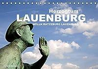 Herzogtum Lauenburg (Tischkalender 2022 DIN A5 quer): Das sehenswerte Herzogtum Lauenburg mit Moelln, Ratzeburg und Lauenburg (Monatskalender, 14 Seiten )